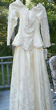 Gorgeous Wedding Dress Gorgeous Lace & Beads Jessica McClintock Size 10