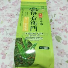 Fukujuen Japanese Green Tea IYEMON CHA Matcha blend Genmaicha 200g JAPAN