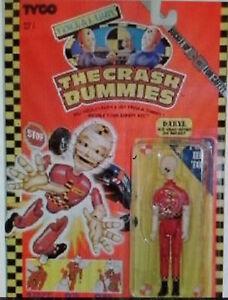 Matchbox The Crash Dummies Daryl