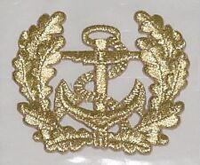 Bundesmarine:Laufbahnabzeichen:U-Bootpersonal silbergrau auf grau.55 mm 1 Stück