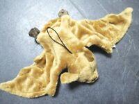 Fledermaus Bat Plüsch Tier, 36 cm,Plüschtier braun,NEU