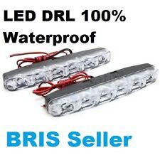 2x LED Daytime Running Driving Light DRL Fog Lamp Kit Toyota Camry 4X4 BMW Audi