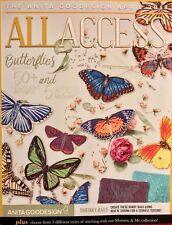 Anita Goodesign ALL ACCESS VIP Club APRIL 2018  Embroidery Design CD & BOOK