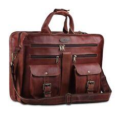 Leather Briefcase, Brown Leather Messenger Bag, Brown Briefcase, Mens Satchel