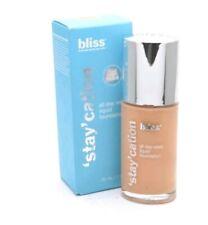 New Bliss 'stay'cation staycation All Day Wear Liquid Foundation 1 fl oz Tan