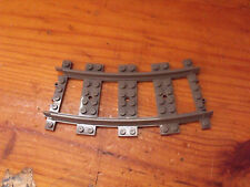 (tom) LEGO Lot de 10 rail courbe Train Lego