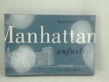 Art Collectable - Manhattan Unfulred by Matteo Pericoli - Twin Towers Art - $200
