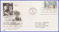 USA5 #C69 ADDR ARTCRAFT FDC   Robert H Goddard