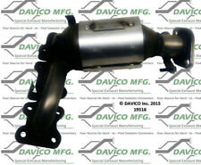 Catalytic Converter-Exact-Fit Left Davico Exc CA 19516