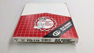 ATP FG119 Automatic Transmission Oil Pan Gasket
