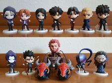 Fate Zero Ichiban Kuji Kyun Chara Figure set Kiritsugu Waver Rider Lancer more