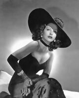 Movie Film Actress HEDY LAMARR Glossy 8x10 Photo Model Print Poster