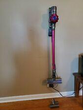 Dyson V6 Cordless Vacuum Purple  used
