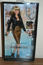 2015 Black Label THE LOOK URBAN JUNGLE Barbie - Brand New