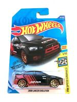 Hot Wheels 2020 LANCER EVOLUTION 69/250 HW Speed Graphics 1/10 Diecast GHC82
