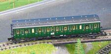 """FLEISCHMANN 8087   DRG 3rd class coach      """"BOXED""""   N Gauge (2)"""