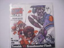 DJ Tomekk vs Grandmaster Flash, Rhymes Galore, Maxi CD