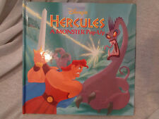 DISNEY'S HERCULES A MONSTER POP-UP BOOK