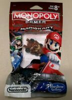 Novo em folha Monopólio Gamer Mario Kart Donkey Kong Power Pack Token-Envio Rápido