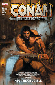 Conan by Jim Zub Vol 1 Into The Crucible TPB Softcover Graphic Novel