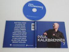 PAUL KALKBRENNER/7(SONY MUSIC 888751030121) CD ALBUM DIGIPAK