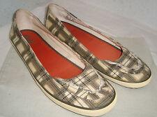 New Keds Womens Glitter Multi Print Canvas Flat Shoes 9.5 Medium