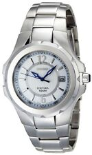 Seiko SGEE65 Men's Coutura Stainless Steel Silver Dial Casual Dress Watch