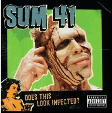 Does This Look Infected? - Sum 41 (2005, CD NEUF)