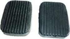 MAZDA 323 SA22C RX7 RX-7 SERIES 1 2 S1 S2 CLUTCH & BRAKE PEDAL PAD RUBBER 2PCS