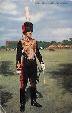 BR94482 royal horse artillery officer military militaria   uk