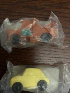 Disney/Pixar Car Movie Kellogg's Cereal Tow Mater and Luigi