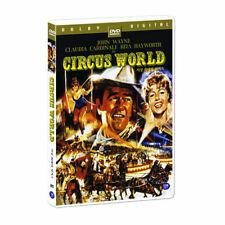 [DVD] Circus World (1964) John Wayne *NEW