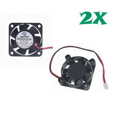 2 Pcs 5V 40mm Cooling Computer Case Fan 4010S 40x40x10mm 2-Pin US