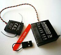 2,4 GHz AR8000 8-Kanal Empfänger High Speed Receiver für Spektrum DX7s DX8 DX9