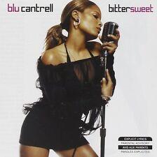 BLU CANTRELL Bitter Sweet CD European Arista 2003 16 Track (82876534022)