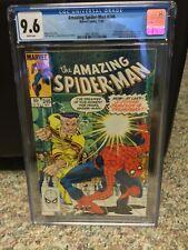 Amazing Spider-Man #246 CGC 9.6 Marvel 1983 Battles Jameson ** FREE SHIPPING **