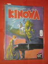 KINOWA FORMATO BONELLI -N° 9 - DEL 1976-EDITORIALE DARDO FUMETTI -ORIGINALE