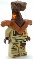 Lego New Ninjago Minifigure Pyro Whipper with Armor Shoulder Pads