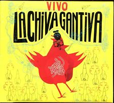 LA CHIVA GANTIVA - VIVO - CD ALBUM NEUF ET SOUS CELLO