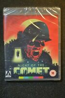 DUAL FORMAT ARROW VIDEO NIGHT OF THE COMET Blu-ray  + DVD