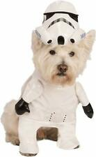 STAR WARS - STORMTROOPER Dog Costume - SMALL - Rubie's Costume - W/ Head Piece