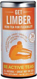 get Limber Tea by The Republic of Tea, 36 tea bags