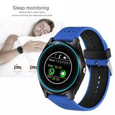 Latest Bluetooth Smart Watch with Camera Text Call Mic for Google Samsung LG ZTE
