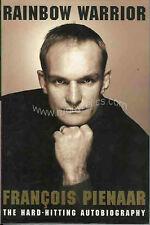 FRANCOIS PIENAAR SOUTH AFRICA CAPTAIN RUGBY BOOK, SARACENS SPRINGBOK RWC 1995