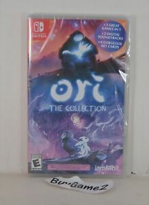 Switch ORI The Collection 1 + 2 (US) + 6 Cards + 2 Soundtrack DLC