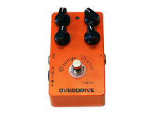 Caline Orange Overdrive Pre AMP Electric Guitar Effects Pedal  CP-18