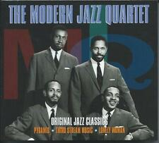 The Modern Jazz Quartet - Original Jazz Classics (3CD 2014) NEW/SEALED