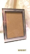 Silver Metal Tabletop Photo Frame 8 x 6