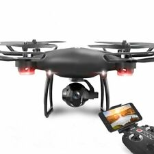 Latest RC Drone 2.4G WIFI 6-Axis Gyro RC Quadcopter With Adjustable HD Camera