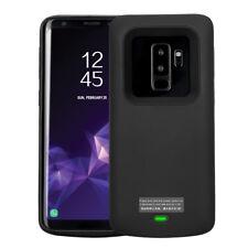 Für Samsung Galaxy S9 Plus Akku Hülle Zusatzakku 5200mAh Power Case Batterie